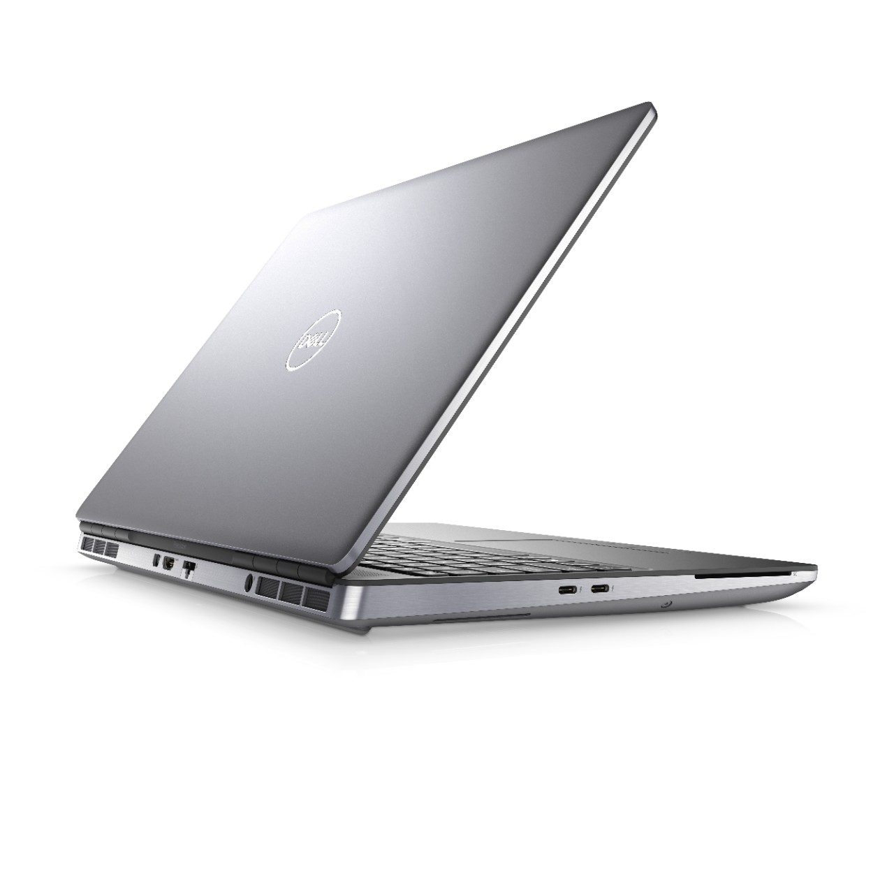 Dell Precision 7550 15,6'' FHD i7-10850H/16GB/512GB SSD/T2000-4GB/THB/MCR/SCR/LTE/W10P/3RNBD/Šedý - MFFHC