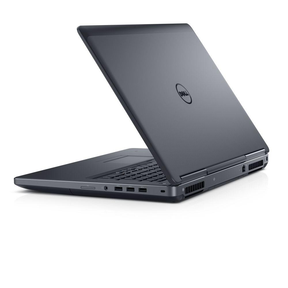 Dell Precision 7720 17'' FHD i7-7700HQ/32G/256GB SSD+1TB/P4000-8G/THB/MCR/SCR/HDMI/mDP/W10Pro/3RNBD