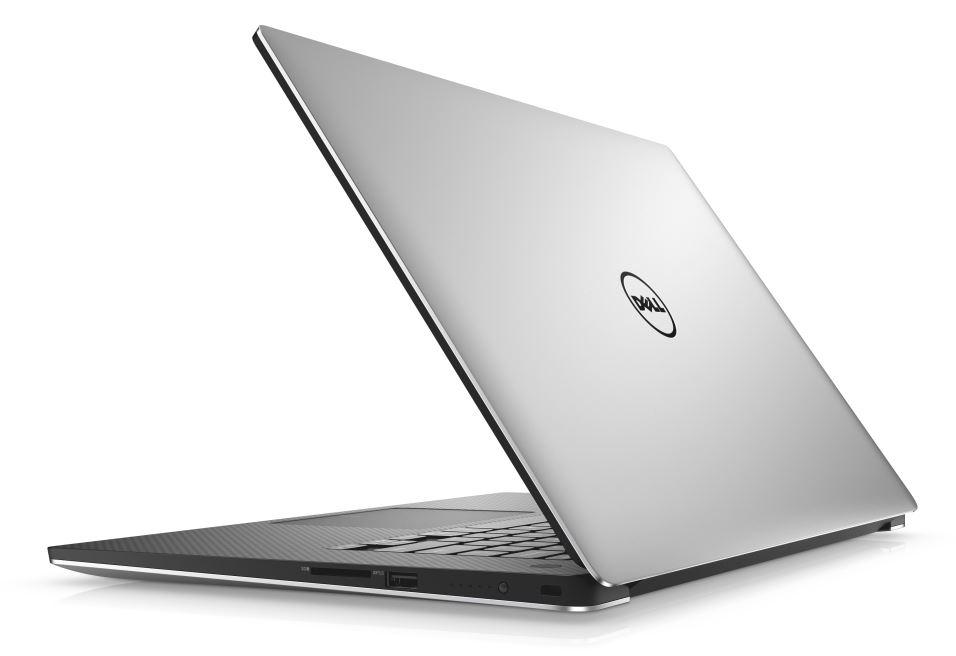 "N-9560-N2-717S Dell XPS 15 9560 15"" FHD i7-7700HQ/16G/512GB SSD/GTX1050-4G/FPR/MCR/TB/HDMI/W10/2RNBD/Stříbrný"