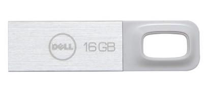 Dell 16GB USB Flash disk - bílý