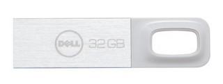 Dell 32GB USB Flash disk - bílý
