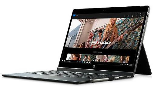 """Dell XPS 12 9250 12"""" UHD Touch m5-6Y57/8GB/256SSD/Intel HD/TB/MCR/W10Pro/Touch/3RNBD/Černý"""