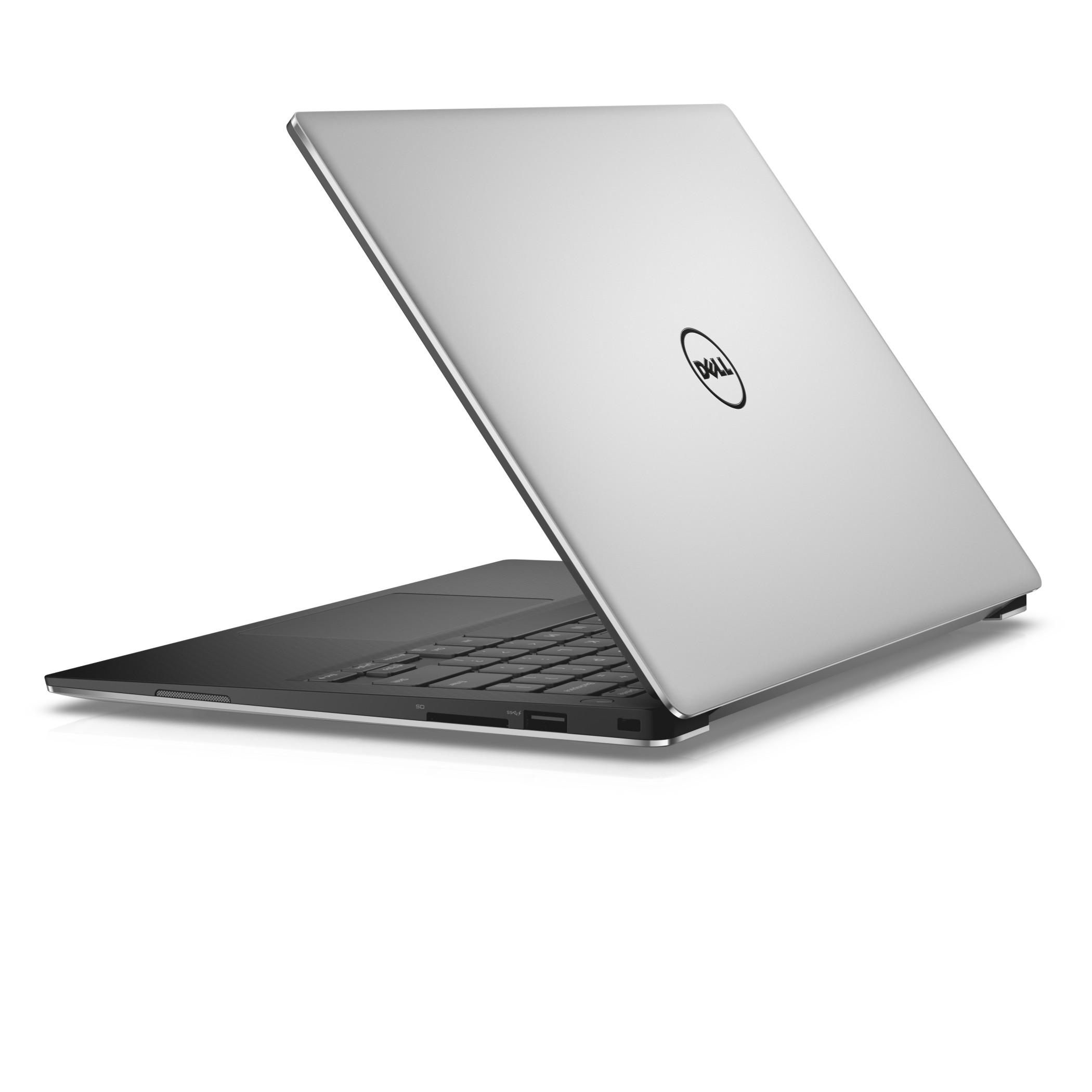"""Dell XPS 13 9350 13"""" FHD/i5-6200U/8GB/256SSD/Intel HD/WIFI/BT/W10 Home(64-bit)/2RNB/Stříbrný"""