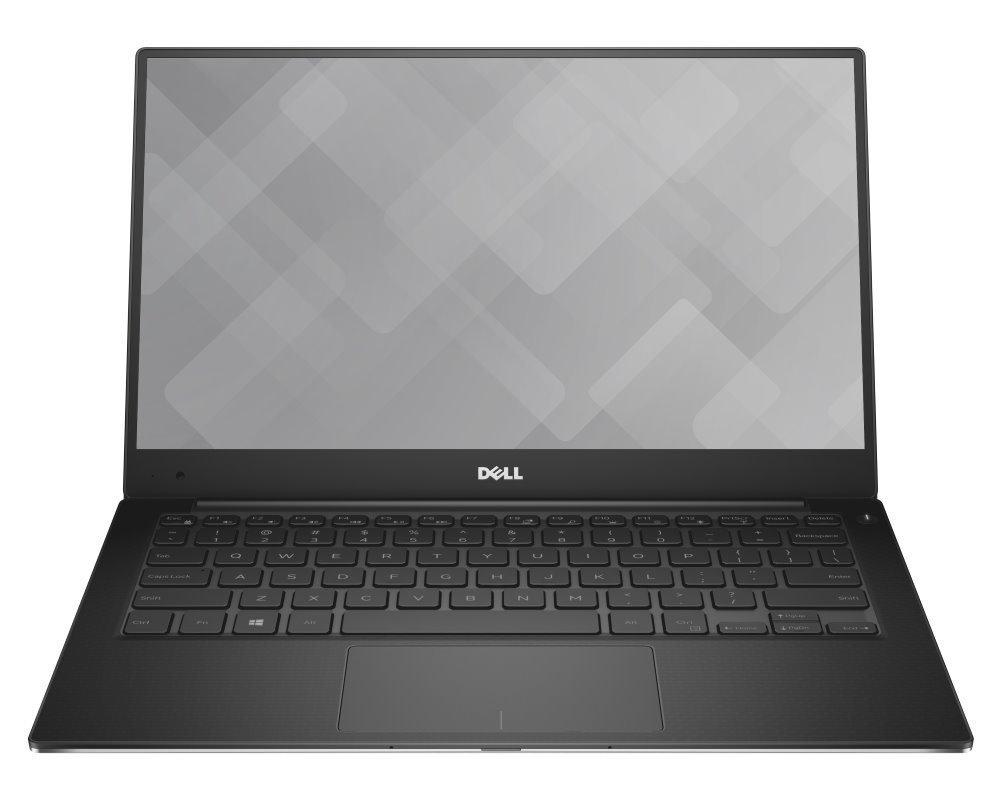 """9360-8672 Dell XPS 13 9360 13"""" FHD i7-7500U/8GB/256GB SSD/MCR/USB/THB/W10P/3RNBD/Stříbrný"""