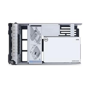 DELL HDD 480GB SSD SATA Read Intensive 6Gbps 512e 2,5''/3,5''rámeček pro R340/R440 - 400-BDPD