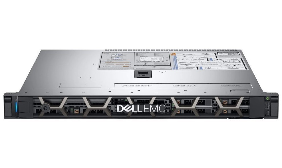 DELL server PowerEdge R340 E-2234 /16G /2x480GB SSD /H330+/iDRAC /2x350W /3NBD Basic - 2Y5NM