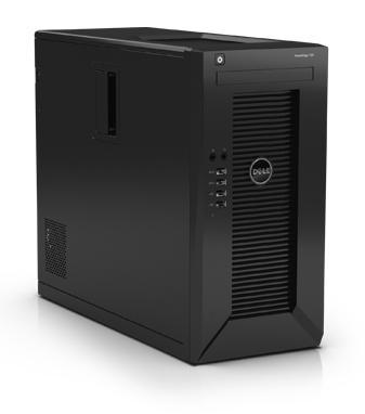 DELL T20 E3-1225 /8G /2x1TB/ DVD-RW/1xGLAN/ 3NBD