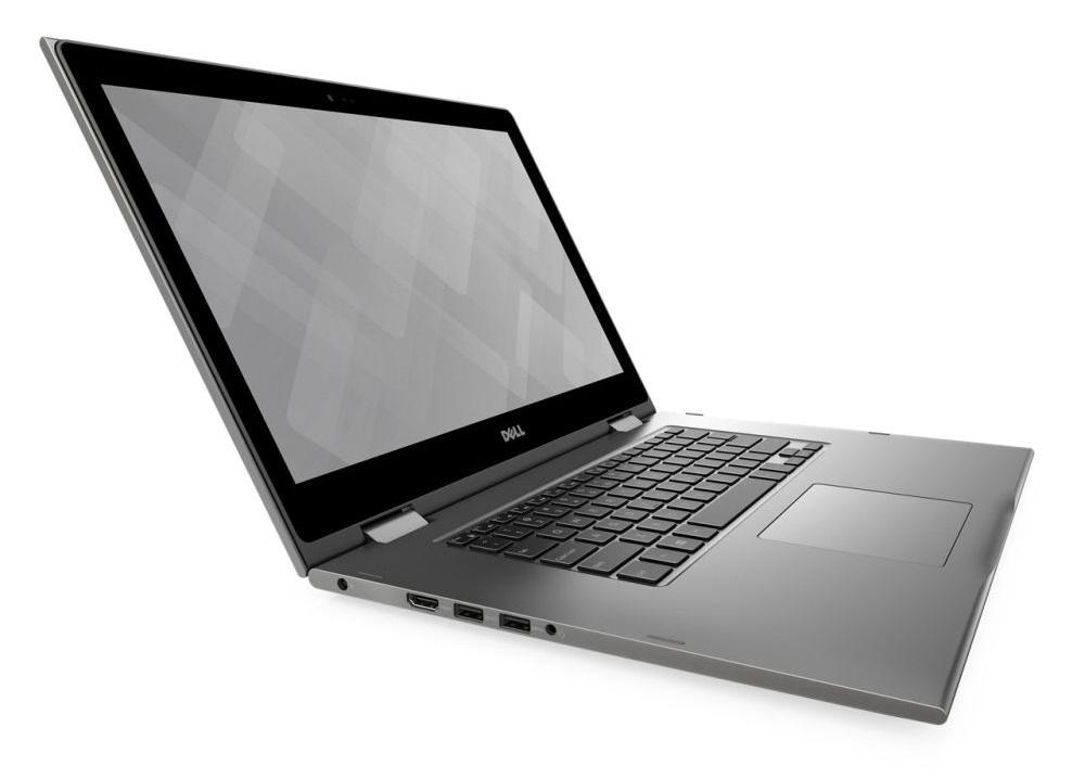 Dell Inspiron 15z 5579 Touch FHD i7-8550U/16GB/512GB SSD/MCR/HDMI/W10/2RNBD/Šedá