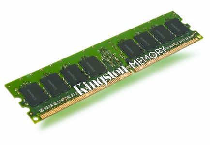 1GB DDR2-800 DIMM Kingston CL6