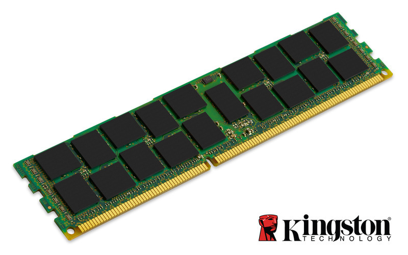 8GB 1600MHz Reg ECC Single Rank Modul Kingston