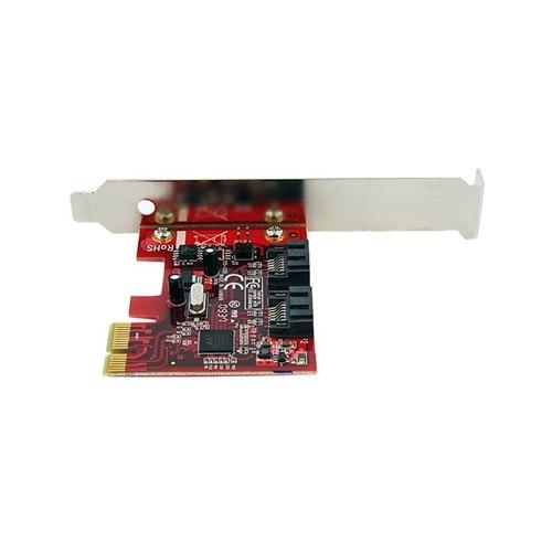 DELL 2-Portový PCI-Express SATA řadič pro rozšíření serveru T20 na 4x3.5'+2x2.5'HD