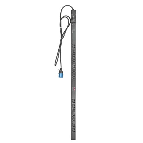 APC Basic Rack PDU Zero U - power distribution strip - pásek na rozvod silnoproudu
