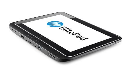 HP ElitePad Security Jacket with Smart Card a FPR