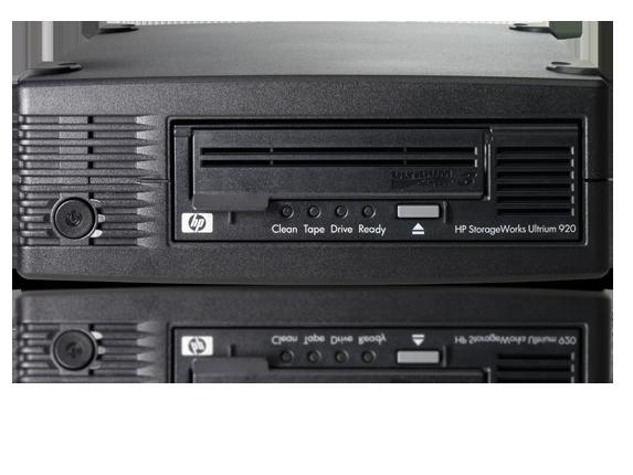 HP Ultrium 920 SAS Ext Drv Bndl/TVlite