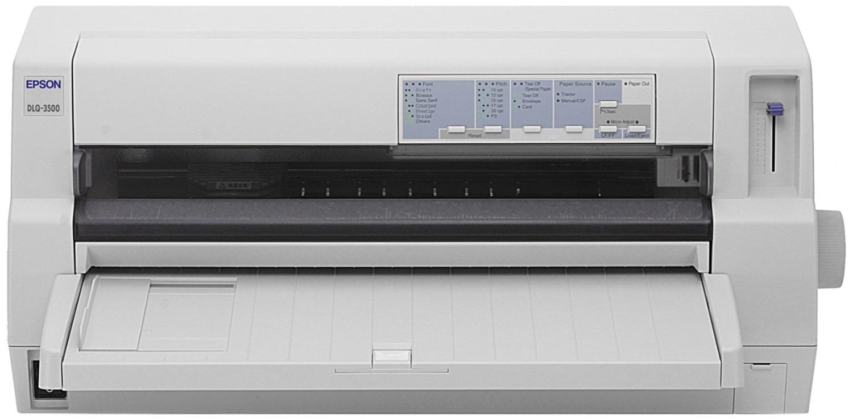 EPSON DLQ-3500, A3, 24 jehel, 550 zn/s, 7+1 kopií
