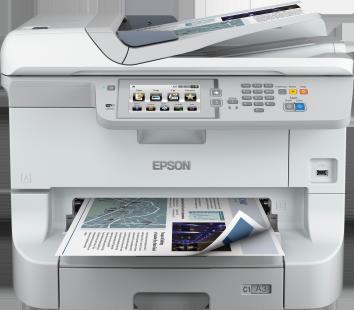 EPSON WorkForce Pro WF-8590 DTWFC