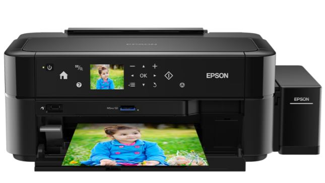EPSON L810, A4, 5 ppm, 6 ink ITS
