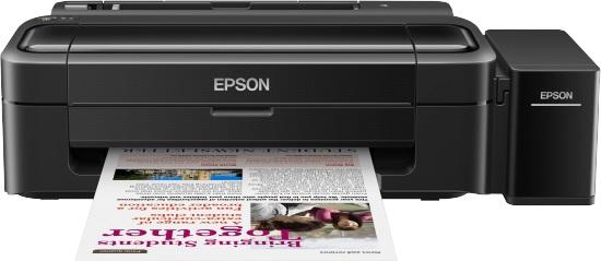 Epson L130  ITS, A4, USB,  27 ppm