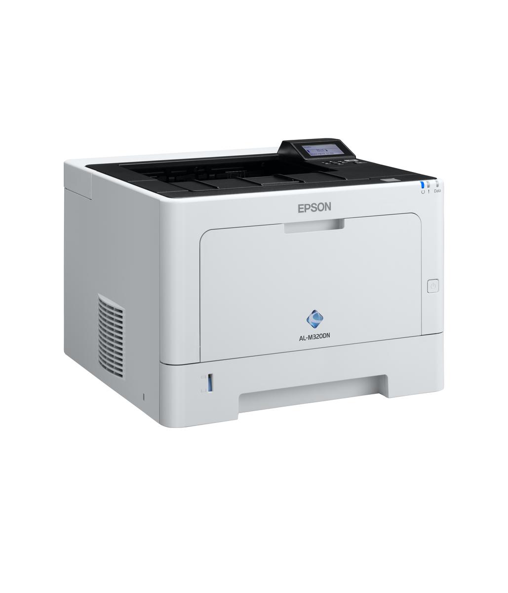 Epson WorkForce AL-M320DTN 40ppm, Lan, Duplex - C11CF21401BW