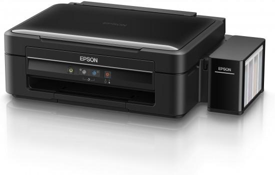 EPSON L382, A4, 5760x1440 dpi, 33/15 ppm