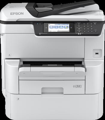 EPSON WorkForce Pro WF-C878RDWF - C11CH60401