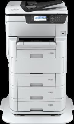 EPSON WorkForce Pro WF-C878RD3TWFC - C11CH60401BP