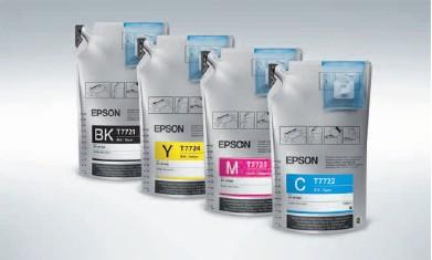 Epson Genuine Ink Supply System