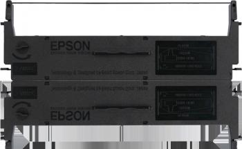 Epson SIDM Black Ribbon Cartridge for LQ-50 - C13S015624
