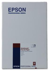 Ultrasmooth Fine Art Paper DIN A3+,325g/m2 25sheet