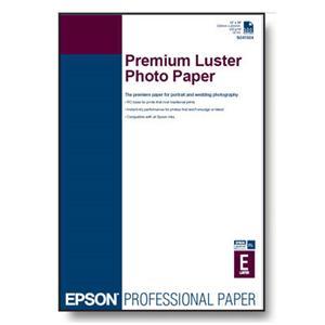 EPSON Premium Luster DIN A2, 250g/m?, 25 Blatt