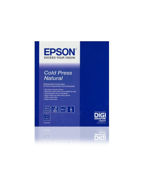 Epson Cold Press Natural A3+
