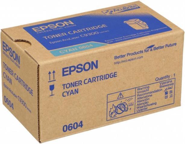EPSON Cyan toner AL-C9300N  7,5K