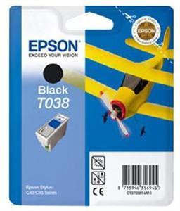 T038 Black Ink Cartridge