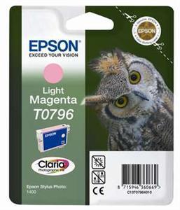 Ink Cartridge SP1400 light magenta (T0796)