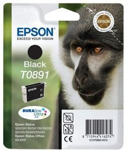 Epson T0891 black retail - obr.1