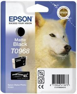 EPSON SP R2880 Matte Black (T0968)