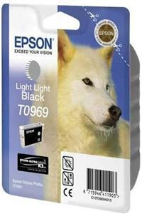 EPSON SP R2880 Light Light Black (T0969)