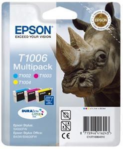 Multipack (C,M,Y) B40W SX600FW (T1006)