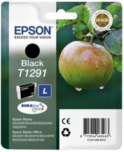 Black Ink Cartridge  (T1291)