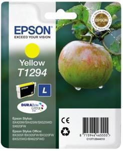 Yellow Ink Cartridge  (T1294)