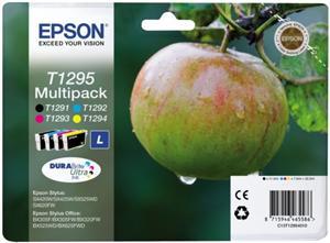 Multipack CMYK Ink Cartridge  (T1295)