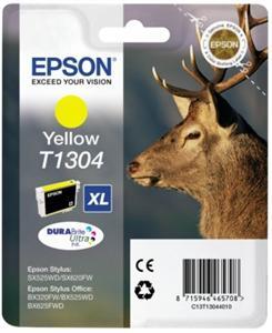 Yellow Ink Cartridge  (T1304)