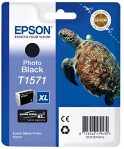 EPSON T1571 Photo Black Cartridge R3000