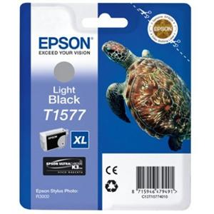 EPSON T1577  Light black Cartridge R3000