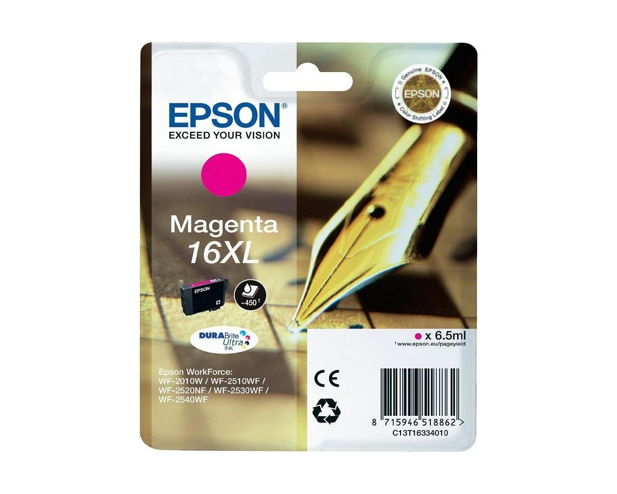 Epson T1633 16XL DURABrite Ultra Ink Magenta