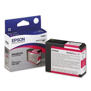 Epson T580 Magenta (80 ml)
