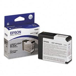Epson T580 Light Light Black (80 ml)