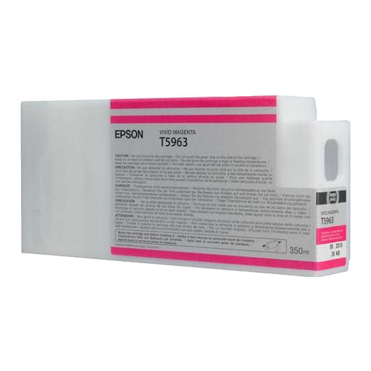Epson T596 Vivid Magenta 350 ml