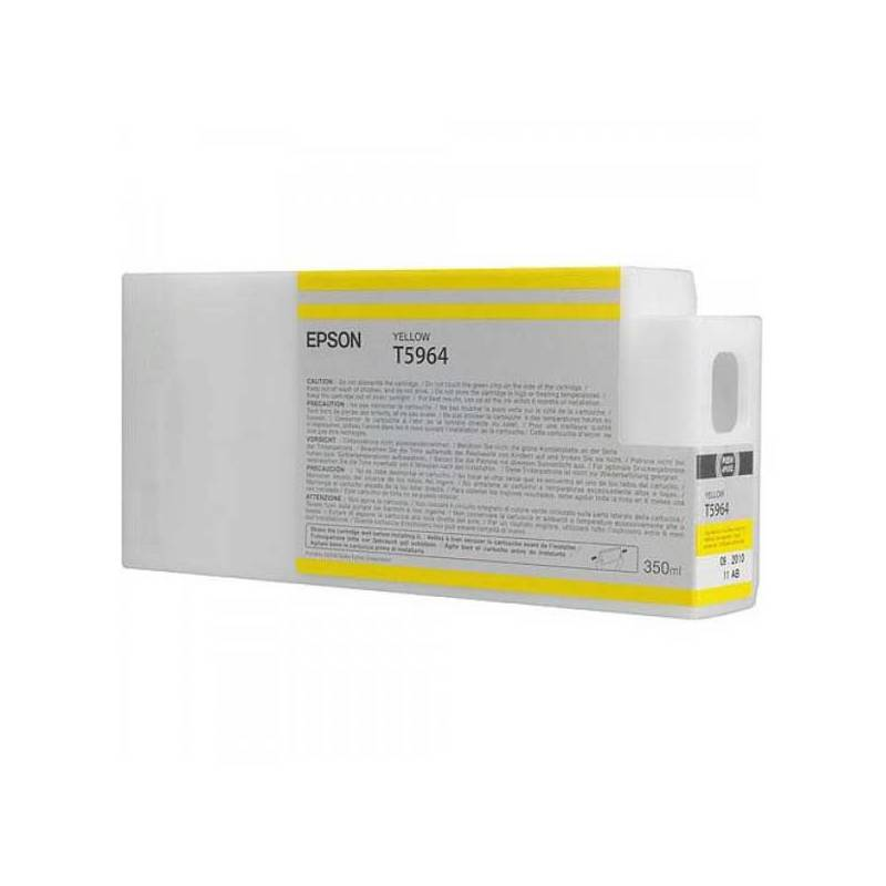 Epson T596 Yellow 350 ml