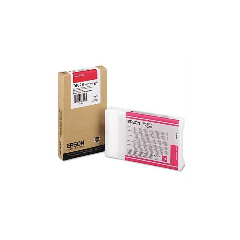 Epson T602 Magenta 110 ml